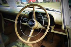 Vauxhall Cresta Dashboard (big_jeff_leo) Tags: car carshow vehicle automotive auto british classiccar vintage