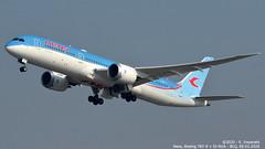 Neos, Boeing 787-9 > EI-NUA (BLQ/LIPE - 08.02.2020) (Ernesto Imperato - Firenze (Italia)) Tags: neos boeing boeing787 787 einua bologna marconi blq lipe canon eos
