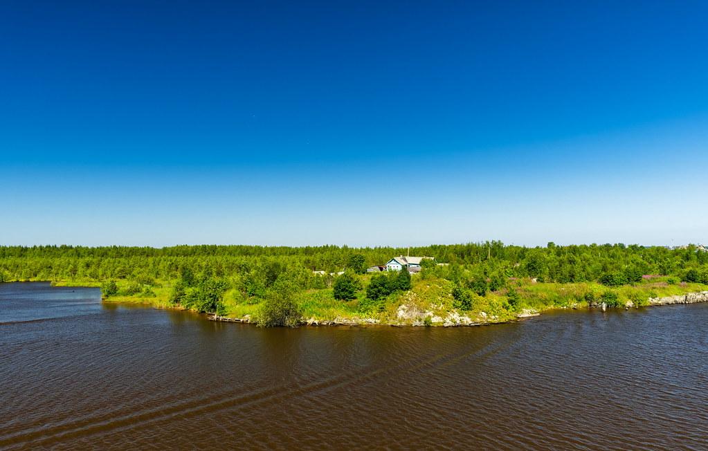 фото: White Sea–Baltic Canal 36