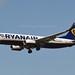 Ryanair EI-DCG Boeing 737-8AS Winglets cn/33805-1530 @ EDDF / FRA 30-04-2018