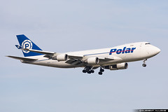 Polar Air Cargo Boeing 747-46NF cn 30808 / 1257 N450PA (Clément Alloing - CAphotography) Tags: polar air cargo boeing 74746nf cn 30808 1257 n450pa toulouse airport aeroport airplane aircraft airbus flight test canon 100400 spotting tls lfbo aeropuerto blagnac airways aeroplane engine sky ground take off landing 5d mark iv avgeek avgeeks planespotter spotter news aviation daily insta avnerd planeporn megaplane avitionnews dailynews