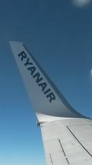 20190322_154029 (rugby#9) Tags: ryanair aeroplane plane airplane winglet bluesky indoor wing sky