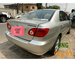 Toyota Corolla 2004 gray (omoresther2008) Tags: olx nigeria olxnigeria nig abuja lagos phones sell buy online