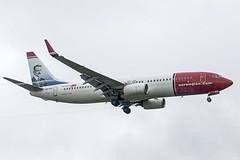 SE-RRZ | Norwegian Air Sweden | Boeing B737-8JP(WL) | CN 42083 | Built 2017 | DUB/EIDW 16/01/2020 | ex EI-FVH (Mick Planespotter) Tags: aviation avgeek spotter dublinairport collinstown nik sharpenerpro3 2020 serrz norwegian air sweden boeing b7378jpwl 42083 2017 dub eidw 16012020 eifvh b737 b738 flugzeuge avion airplane aeroplane plane canon eos 80d
