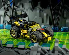 Febrovery 2020 Day 8 (TFDesigns!) Tags: lego rover febrovery galacticterrestrialroverracingleague gtrrl racer racing blacktron