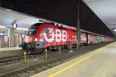 ÖBB 1116 249 Salzburg Hbf (daveymills37886) Tags: 1116 249 salzburg hbf siemens es64u2 taurus railjet öbb