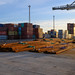 Containers and iron rods