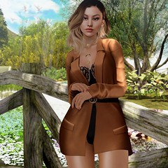 It's not about finding the correct path, its about creating one! (Scarlett De Velure) Tags: scandalize collabor88 vobe doux event secondlife secondlifefashion secondlifeevent treschic