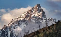 Rock solid (reinaroundtheglobe) Tags: grandtetonnationalpark grandtetons mountain snowcappedmountains landscape wyoming amerika nationalpark fullframe reiniersnijders reinaroundtheglobe