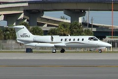 Learjet 35 N99NJ (c/n 35-481) (Gavin Livsey) Tags: learjet35 learjet kfll n99nj