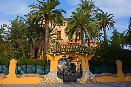 Xalet Bonet - Salou, Tarragona, Catalonia, Spain - Oct 2019