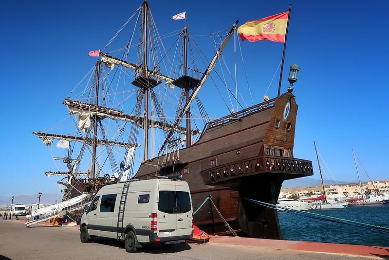 Almerimar, Spain