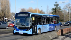 First Solent 67270 - YX69NRZ (Southern England Bus Scene) Tags: first fhd firstsolent solent cosham portsmouth thestar waterlooville 67270 yx69nrz
