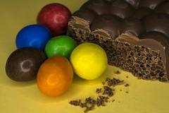 Chocolates (Rifat J. Eusufzai) Tags: chocolates sweets macro closeup camera nikon d7100 lens yongnuo 35mm raynox dcr250 dhaka bangladesh smileonsaturday sweetsformysweet