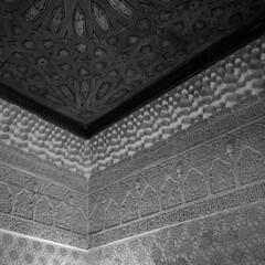 Alhambra corner (kong niffe) Tags: alhambra granada españa spain palace moors moorish muslim islam art