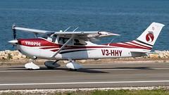 V3-HHY-2 C182 TZA 202001