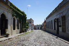 Colonia del Sacramento, Uruguay, January 2020