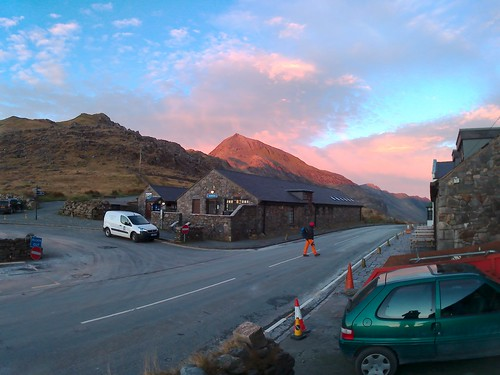 """Sunset over Snowdon • <a style=""""font-size:0.8em;"""" href=""""http://www.flickr.com/photos/95373130@N08/49510888393/"""" target=""""_blank"""">View on Flickr</a>"""