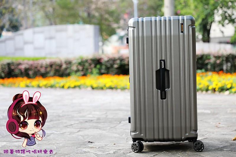BERMAS行李箱戰艦箱開箱172