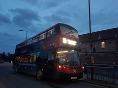 Photo of Harrogate Bus Co 'Riding Redefined 36' - 3625