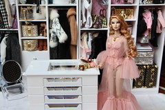 Make me blush Natalia (Isabelle from Paris) Tags: fashion royalty make me blush natalia the boudoir collection integrity toys w club exclusive