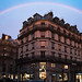 Rainbow over the Marais