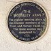 The Wolseley Arms  the regular meeting place of the founder members of teh Trent and Mersey Canal Co.  the Stone section was completed in 1771.  Silver Jubilee Year 1977