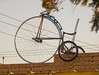 Penny Farthing On High