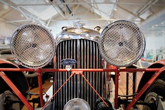Big Lights (roomman) Tags: 2020 uk unitedkingdom united kingdom england gb great britain london brooklands weybridge museum exhibition airport airfield aviation transport transportation for tfl transportforlondon head light lights headlights auto automobil automobile car cars fast