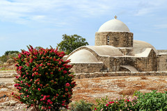 Happy Sunday ! / The Church of Panagia Katholiki, Kouklia, Cyprus (Frans.Sellies) Tags: img4879 cyprus