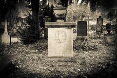 Old Cemetery (sebalehm) Tags: deutschland friedhof grab ort uetersen