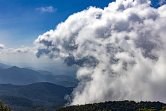 Clouds (begineerphotos) Tags: doiinthanon thailand doiinthanonnationalpark chiangmai cloud clouds forest mountains sky