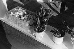 20180117_Nat-Hist_Museum_Electro35_TMAX400_XTOL_05A_web (Bossnas) Tags: 2018 35mm bw electro35 expired film kodak lunchhour naturalhistorymuseum oxford pakon tmax400 xtol yashica