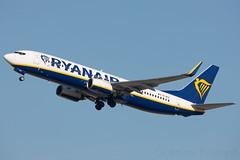 Boeing 737-800 Ryanair EI-DCO cn 33809/1592 (Guillaume Besnard Aviation Photography) Tags: lebl bcn barcelona barcelonaairport barcelonaelprat barcelonaaeroport barcelonaaeropuerto canoneos canonef500f4lisusm canoneos1dsmarkiii boeing737800 ryanair eidco cn338091592 boeing737 joseptarradellasairport