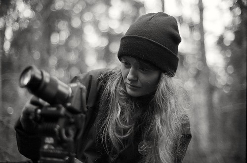 Analog: forest shooting