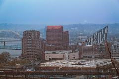 Snow days, dramatized.™ (Just By Chance Photography) Tags: park city ohio panorama canon vintage landscape cityscape stm overlook cincinatti t6 overwatch devou devoupark 18135mm dreespark dreepark cincinnati
