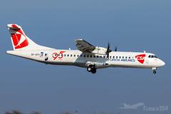 OK-GFS | Czech Airlines (CSA) | ATR 72-500 (72-212A) | BUD/LHBP (Tushka154) Tags: hungary spotter atr7250072212a atr72 ferihegy budapest okgfs aerospatiale atr czechairlinescsa aerospatialeatr72 aircraft airplane avgeek aviation aviationphotography budapestairport csa czechairlines lhbp lisztferencinternationalairport planespotter planespotting spotting