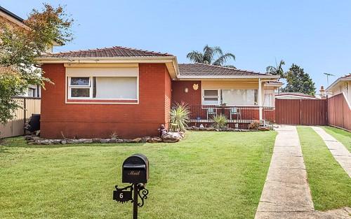 6 Dooley Av, Bass Hill NSW 2197