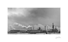 ExxonMobil Refinery (jrobfoto.com) Tags: bealpha backroads refinery alpha illinois sony morris exxonmobil a7riv mobil