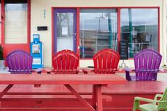 Waiting (Dysfunctional Photographer) Tags: charis table picnic color window patio benton arkansas 2020 usa nikon z7 nef raw captureone