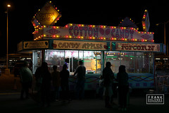 People lining up for snacks at a pop-up carnival in Phoenix, Arizona. (frankdolendiphoto) Tags: phoenix arizona cities street night urban carnival amusementpark urbanphotography streetphotography sony a72 a7ii 2870mm gente people nightphotography