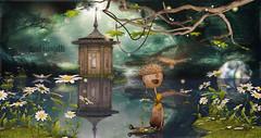 Beautiful Imperfections (roxi firanelli) Tags: 8f8 anthem secondlife landscape