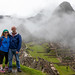 Chrissy and I at Machu Picchu