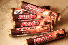 Sweet Stuff- Rolos (verruckt42) Tags: sweets sweetsformysweet smileonsaturday solftgoldenchoctbrown candy