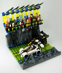 Rivals (TFDesigns!) Tags: lego febrovery whitetron rover gtrrl