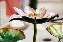 If She Throws It, It's Going To Hurt (Dysfunctional Photographer) Tags: metal flower leaves petals benton arkansas usa 2020 nikon z7 nef raw captureone