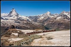 Bhe 4/6 3084_Gornegrat 3089 m above sea level_Matterhorn_Zermatt_Switzerland (ferdahejl) Tags: bhe463084 gornegrat3089mabovesealevel matterhorn zermatt switzerland dslr canondslr