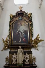 IMGP7677 (hlavaty85) Tags: praha prague kostel church benedikt benedictus oltář altar