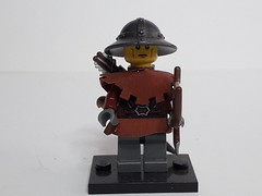 ARCHER (krisdecatte) Tags: lego minifigurines custom medieval soldiers