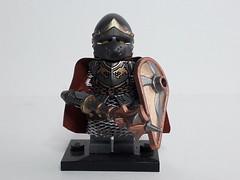 KESSUL (krisdecatte) Tags: lego minifigurines custom medieval soldiers